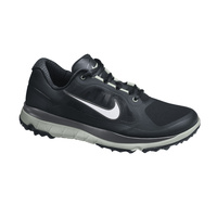 Nike FI Impact Mens Golf Shoes - Black/Metalic Silver