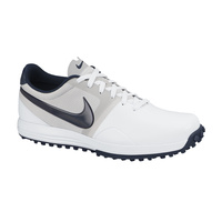 Nike Lunar Mont Royal Men's Golf Shoes -  White\Obsidian Grey