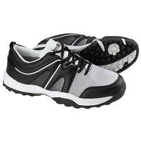 Tour Edge Concept Spikeless Golf Shoe [White]