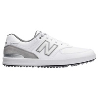 New Balance Ladies 574 Greens - White
