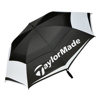 TaylorMade Tour Double Canopy Umbrella 64 Inch