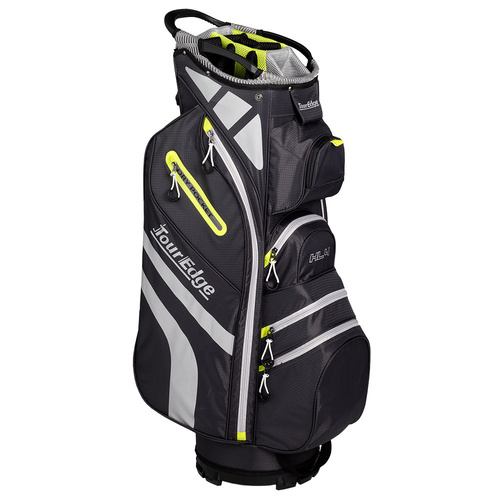 Tour Edge HL4 Cart Bag - Lime