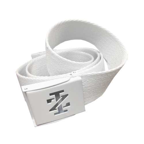 Izod Web Belt - White [Size: Small/Medium]
