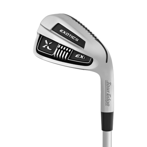 Exotics EXi 4-PW Steel Irons [Hand: Mens Right] [Flex: Regular]