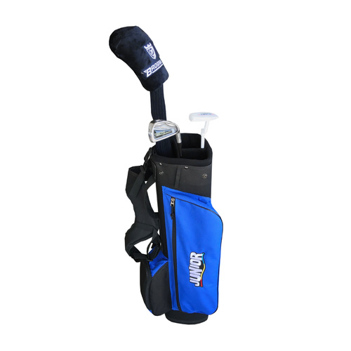 Brosnan Junior 3 Club + Bag Package [Hand: Junior Right Hand]