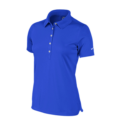 Nike Ladies Tech Pique Polo - Soar [Size: Large]