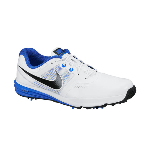 Nike Lunar Command Mens Golf Shoes Blue [Size: 10 US]