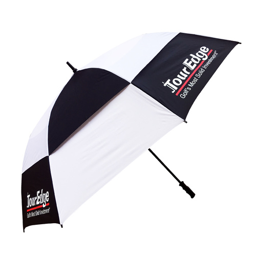Tour Edge Windbuster Double Canopy Umbrella 68 Inch